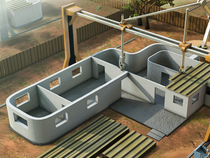 3D Printing Homes